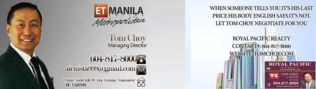 Tom Choy