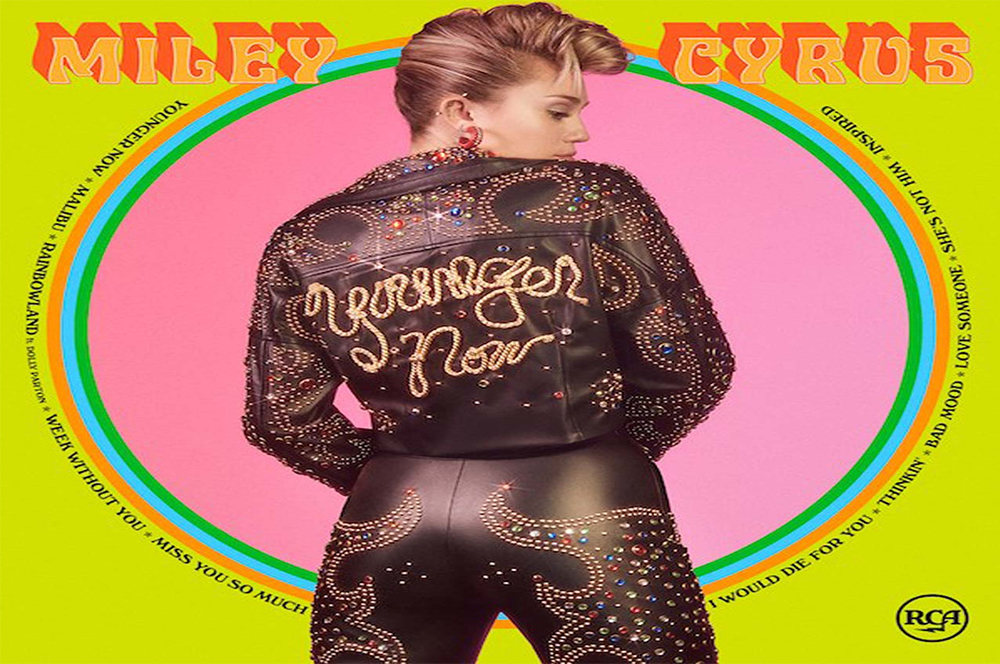 Miley Cyrus Releases Elvis-Inspired 'Younger Now' Video -- Plus, Check Out Her New Album Art & Track List!