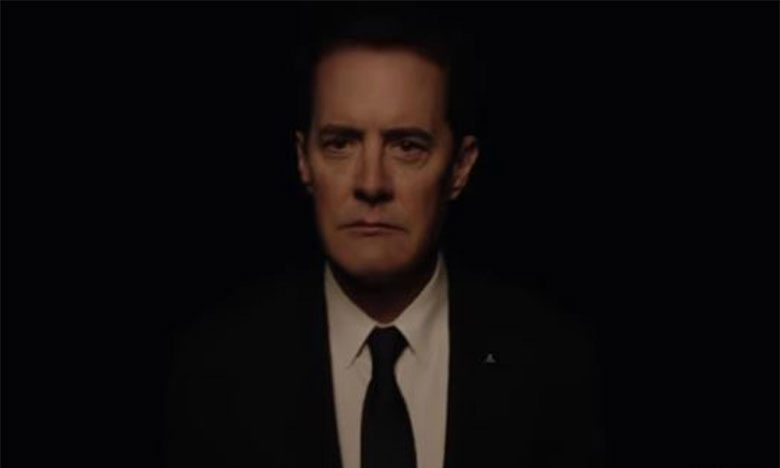 Kyle MacLachlan Returns as Agent Cooper in First Look at 'Twin Peaks' Revival